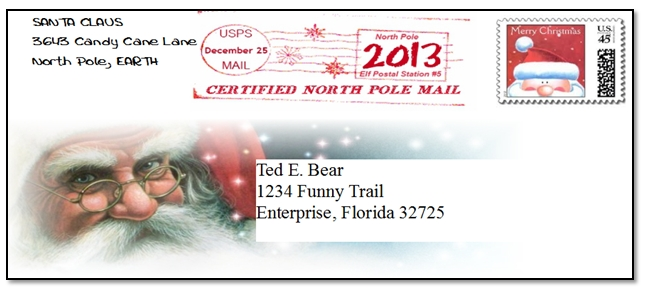 "Search Results for ""Official Letter From Santa Template Printable ..."