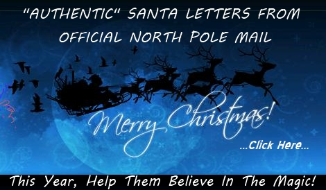 best santa letter site - customization